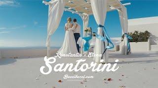25.09.2016 – Konstantin & Elena (Santorini, Greece)
