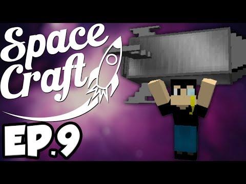 SpaceCraft: Minecraft Modded Survival Ep.9 - Rocket Science!