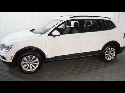 Used 2018 Volkswagen Tiguan Farmington MI Detroit, MI #HP4545