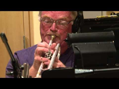 Gordon Goodwin's Big Phat Band in the Studio