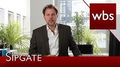 DDoS-Angriff auf Sipgate – ein Fall für den Strafrichter | Rechtsanwalt Christian Solmecke