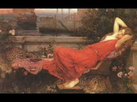 John William Waterhouse - YouTube