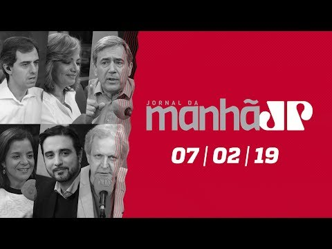 Jornal da Manhã - 07/02/19