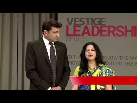 Vestige Leadership Seriers W/ SP & Sandhya Bharill - Teaser