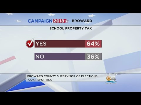 Property Taxes Going Up In Broward