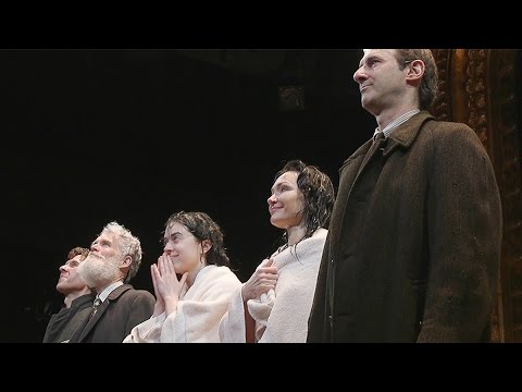 Indecent Brings Kissing, Dancing, and Political Import to Broadway on Opening Night