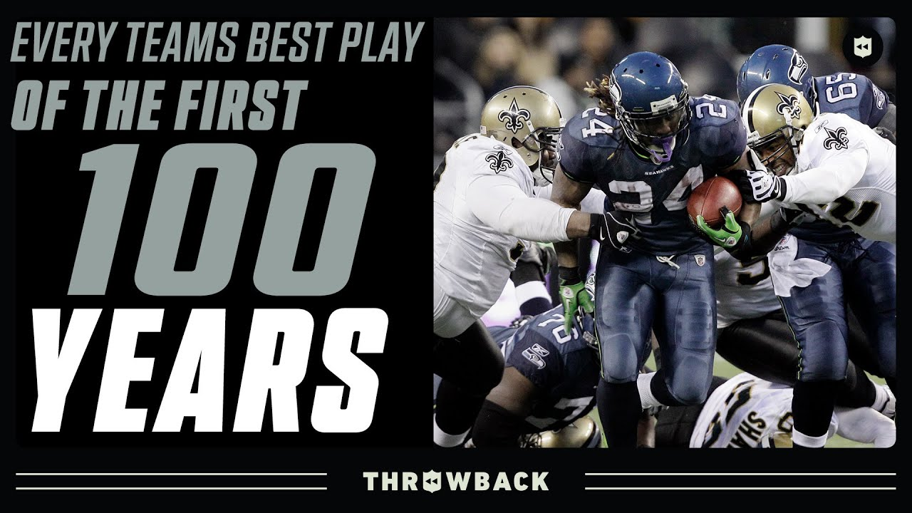 Every Team's BEST Play From the First 100 Years!