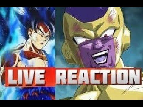 Dragon Ball Super Episode 131 Live Reaction - OMG Frieza And Goku Team UP