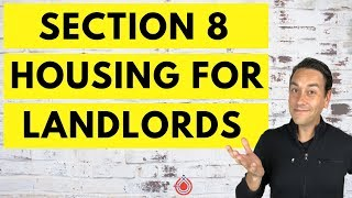 Section 8 Housing for Landlords