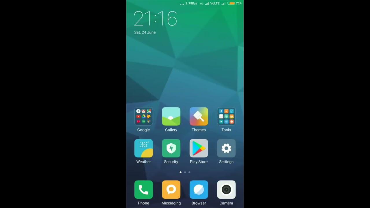 How To Hide App In Xiaomi Redmi Note 4