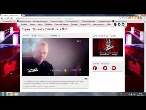 Regarder TF1 depuis l'étranger en direct ou en replay grâce à VPNVision