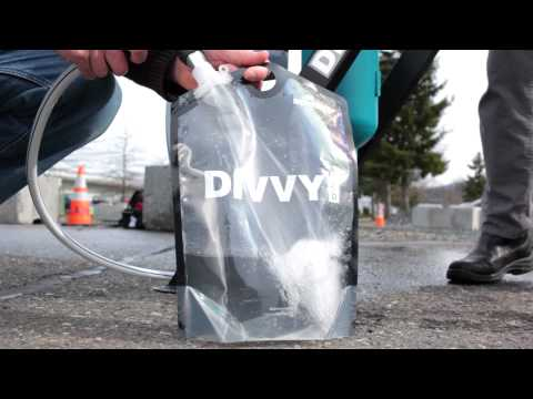 Emergency Water Supply - DIVVY™ System