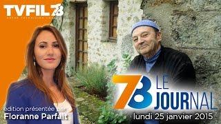 7/8 Le journal – Edition du lundi 25 janvier 2016