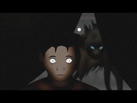 Scary Skinwalker Horror Story Animated by Axeman Cartoons