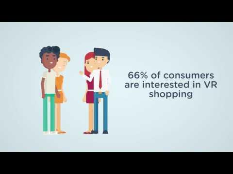 Virtual Shopping Statistics