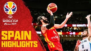 Spain | Top Plays & Highlights | FIBA Basketball World Cup 2019