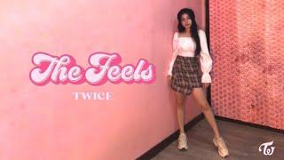 TWICE(트와이스) 'The Feels' Chorus Dance Cover | Sheryl Gabay