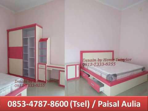0853-4787-8600 (Tsel) Furniture Kamar Set Anak Minimalis Banjarmasin