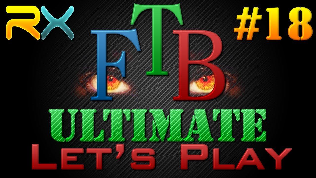 Industrial Blast Furnace - FTB Ultimate Ep.18 - YouTube
