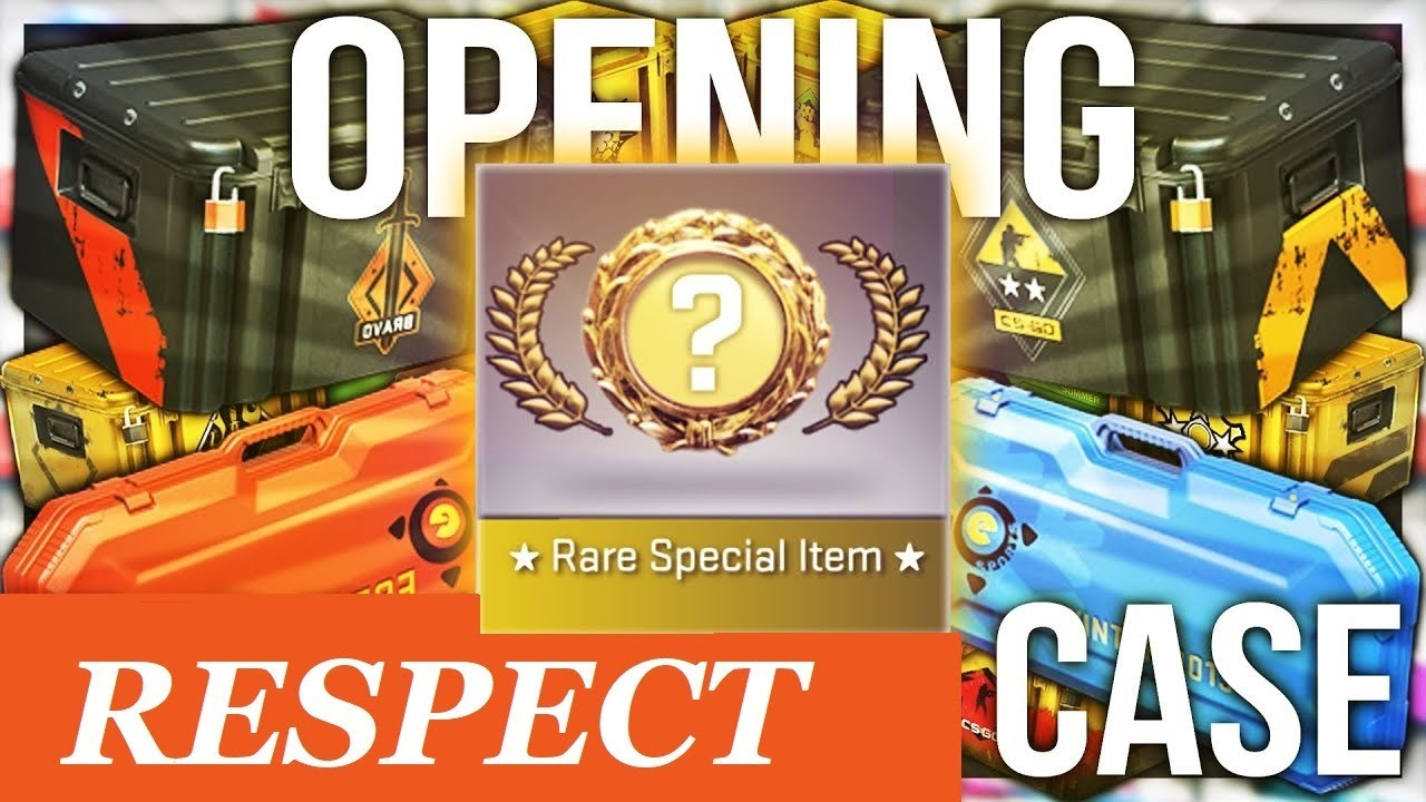 CS GO 50 Operation Brakeout opening + crafts