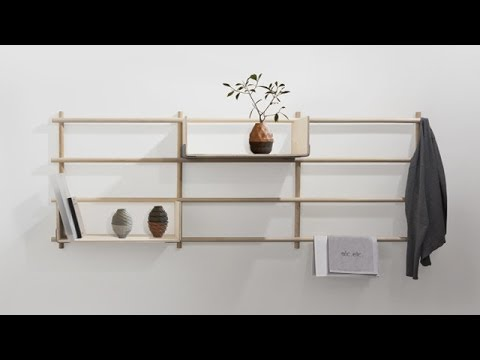 IWoodLike Foldin Shelves by Nature