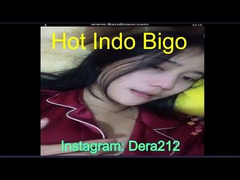 Bigo Indonesia - Dera212 seksi putri uting show body #3