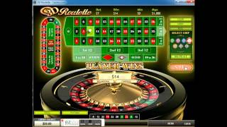 roulette system- double your bankroll in 2.5 minutes!