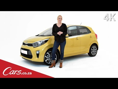 FIRST LOOK - 2017 Kia Picanto Review, Interior, Exterior, Pricing