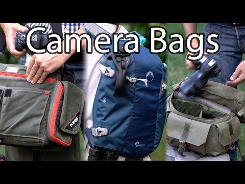 Camera Bags!