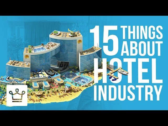 15 Things You Didn't Know About The Hotel Industry
