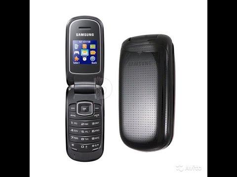 Нет подсветки на Samsung E1150