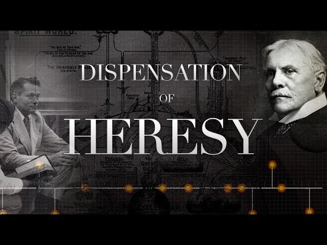 DISPENSATION OF HERESY (Full Movie) DISPENSATIONALISM EXPOSED!