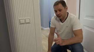 Ремонт квартиры в Москве. Обзор ремонта под ключ.