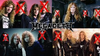 Megadeth's Dave Mustaine: It's 'Really Hard' to Like My Ex Megadeth Bandmates!