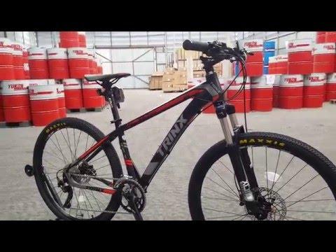 จักรยานเสือภูเขา Trinx B1000 ล้อ 27.5 30สปีด เฟรมอลูซ่อนสาย 14,900บาท