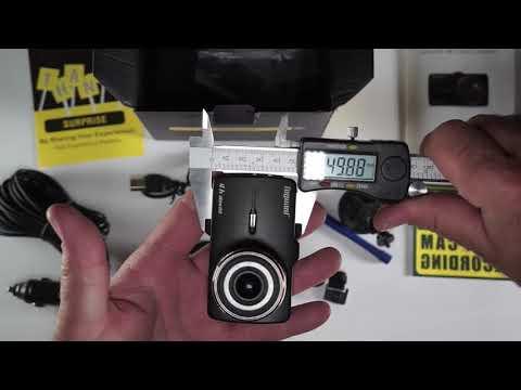 Toguard Ultra HD  4K Dash Camera (product Review)