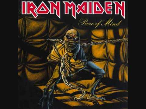 Still Life - Iron Maiden - Piece Of Mind  (lyrics)