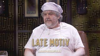 Download Lagu LATE MOTIV - Javier Coronas panadero   #Latemotiv142