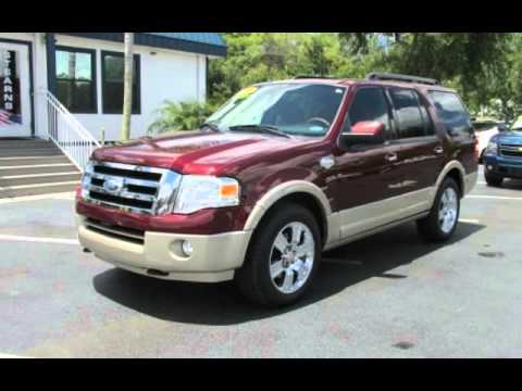 2009 ford expedition king ranch for sale in naples fl youtube. Black Bedroom Furniture Sets. Home Design Ideas