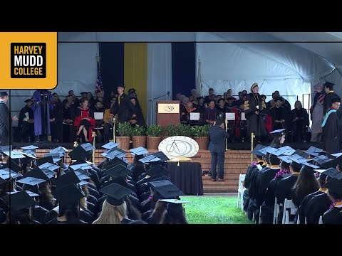 Harvey Mudd College 2015 Commencement