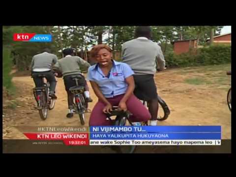 KTN Leo Wikendi: Vituko wanahabari wanapitia kutafuta na kuwaletea habari(Goofs)