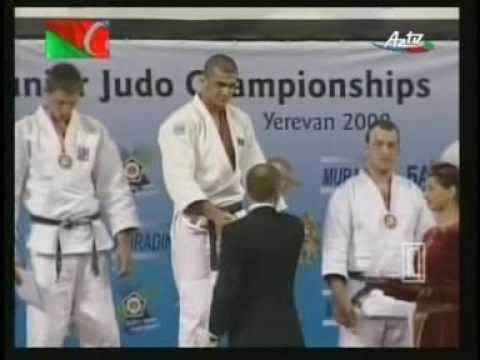 Judo 2009 Yerevan Awarding Azerbaijan