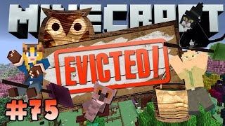 Minecraft: Evicted! #75 - Cat Train! (Yogscast Complete Mod Pack)