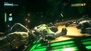 Batman: Arkham Knight (PC) - Riddler Fight and Jail Scene *Possible Spoilers*