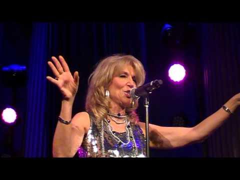 Linda Jo Rizzo live bei der Sthlm Italo Party in Stockholm am 16.5.2015
