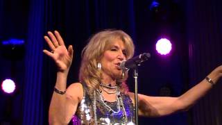 Linda Jo Rizzo live bei der Sthlm Italo Party in Stockholm am 16.5.2015