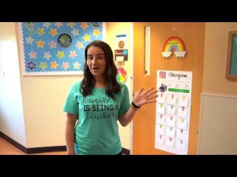 Classroom Tour Preschool Special Education Classroom