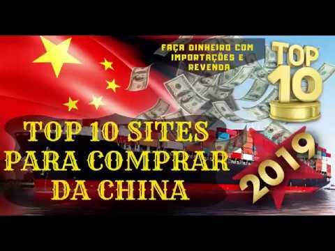 TOP 10 Sites para comprar da CHINA em 2019  atualizado  - YouTube 8ad140d0bebaf