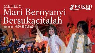 Mari Bernyanyi Medl. Bersukacitalah | VG Yerikho live @ Istora Senayan 2003