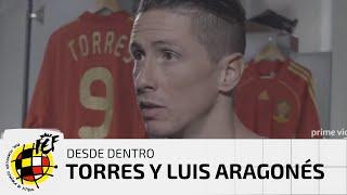DESDE DENTRO   La emoción de Torres al ver 'Luis, el sabio del éxito'